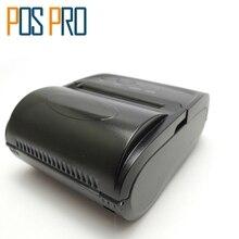 IMP006 ventas Calientes 2 pulgadas 58mm impresora Bluetooth Androide Mini Impresora térmica Impresora Portátil, restaurante y supermercado