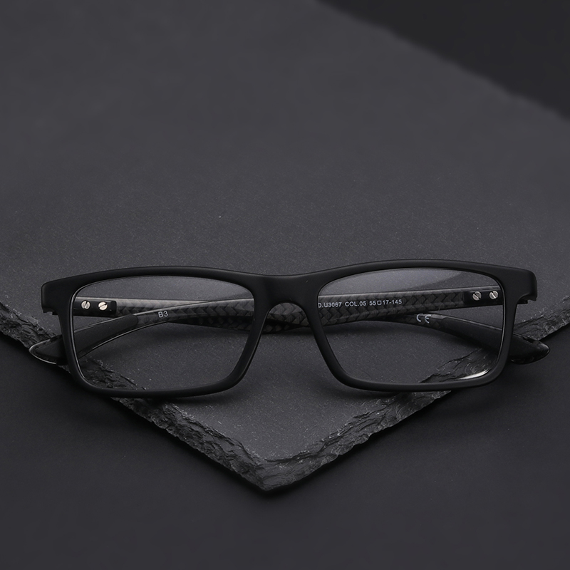 160d1fa638c Aliexpress.com   Buy Acetate Prescription Glasses Men Vintage Retro  Rectangle Optical Myopia Computer Transparent Prescription Glasses For Men   U3067 from ...
