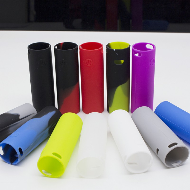 10pcs/lot VAPE PEN 22 Starter Kit Silicone Case Silicon Cases Colorful Sleeve Protective Covers Skins for Vape Pen 22