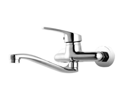 Vidric 16-30cm Length In-wall Kitchen Faucet / Kitchen Mixer / Wall-mounted Hot And Cold Faucet Mixing Tap