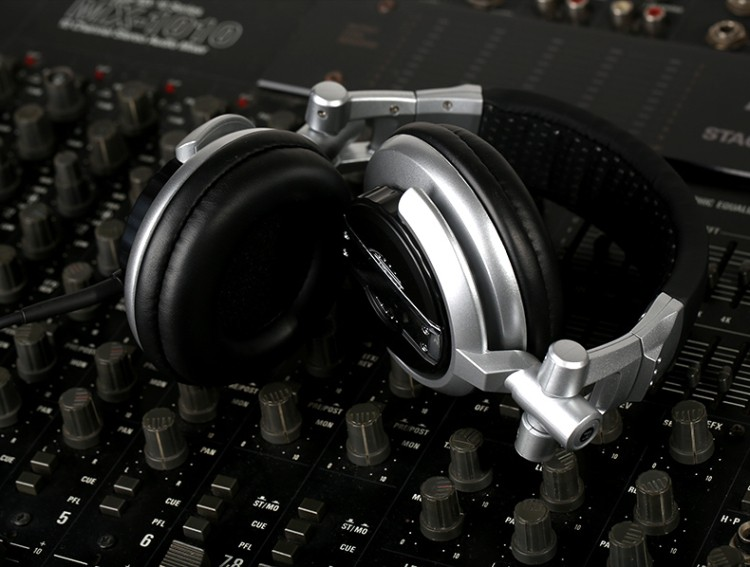 Foldable Professional Monitor Music Hifi Headphones Somic ST-80 Super Bass Noise-Isolating DJ Headset Without Mic Stereo Earphones(18)