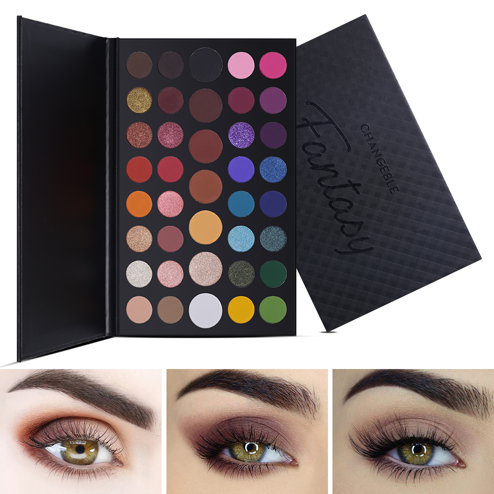Back To Search Resultsbeauty & Health Smart Pro Brand 39 Colors Nude Shimmer Matte Eyeshadow Palette Glitter Metallic Makeup Natural Brilliant Beauty Eye Shadow Kit Eye Shadow