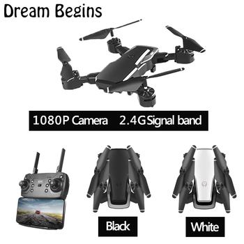 DB D8 WIFI FPV With Wide Angle HD Camera High Hold Mode Foldable Arm RC Quadcopter Drone JJRC H37 rc helicopter Mini Drone