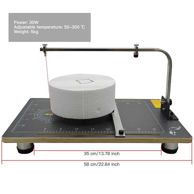 110V 220V Hot Wire Foam Cutting Machine Heating Tools Table Styrofoam Cutter Foam Cutter Working Stand