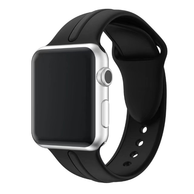 42MM 38MM New Silicone For Apple Watch Band Series 3/2/1