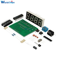 0.56 Inch AT89C2051 Digital LED Display 4 Bits Electronic Clock Electro