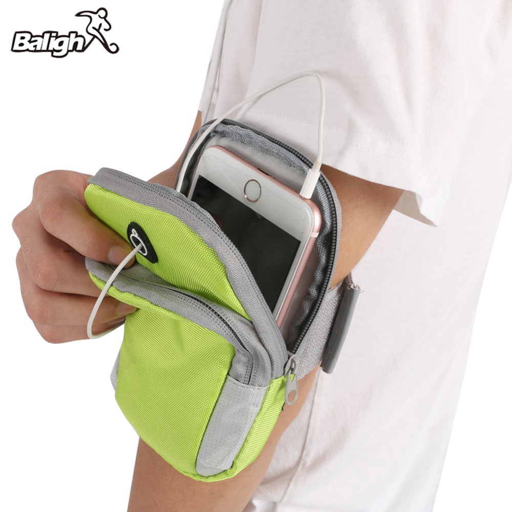 Balight Gym Arm Band Case Cover For Iphone 6/6 Plus 5.5inch Jogging Armband Sport Running Bag Supplement The Vital Energy And Nourish Yin Running