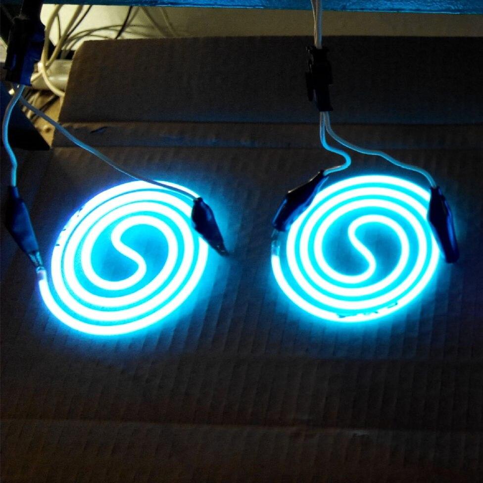 LKE 1 STÜCKE Berufsnagel-kunst Werkzeuge Spiralschlauch 12 Watt UV ...