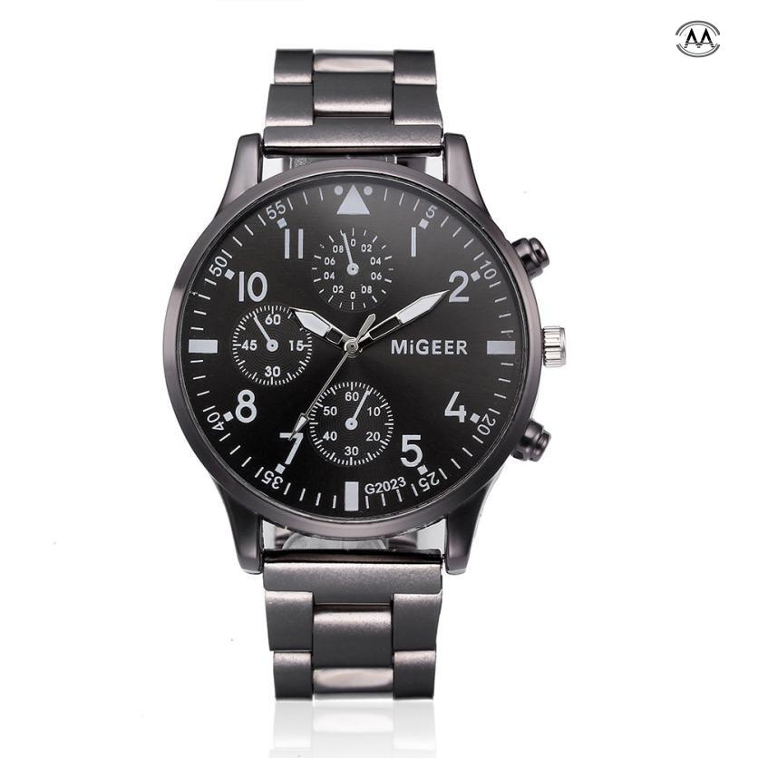 Fashion Man Crystal Stainless Steel Analog Quartz Wrist Watch Relogio Masculino Watch Men Reloj Hombre Bayan Kol Saati xinew fashion men sports date analog quartz leather erkek kol saati men watch stainless steel wrist watch 0914