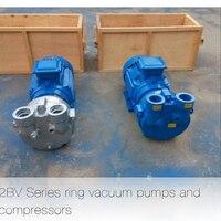Нержавеющаясталь 2bv2070 водокольцевых вакуумный насос используется для дегазации промышленности