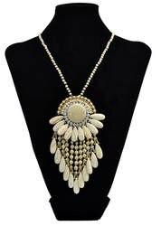 Этническая женщин Смола бусы себе ожерелье Шарм ювелирных изделий богемский фестиваль Индии турецком стиле ювелирные изделия подарок