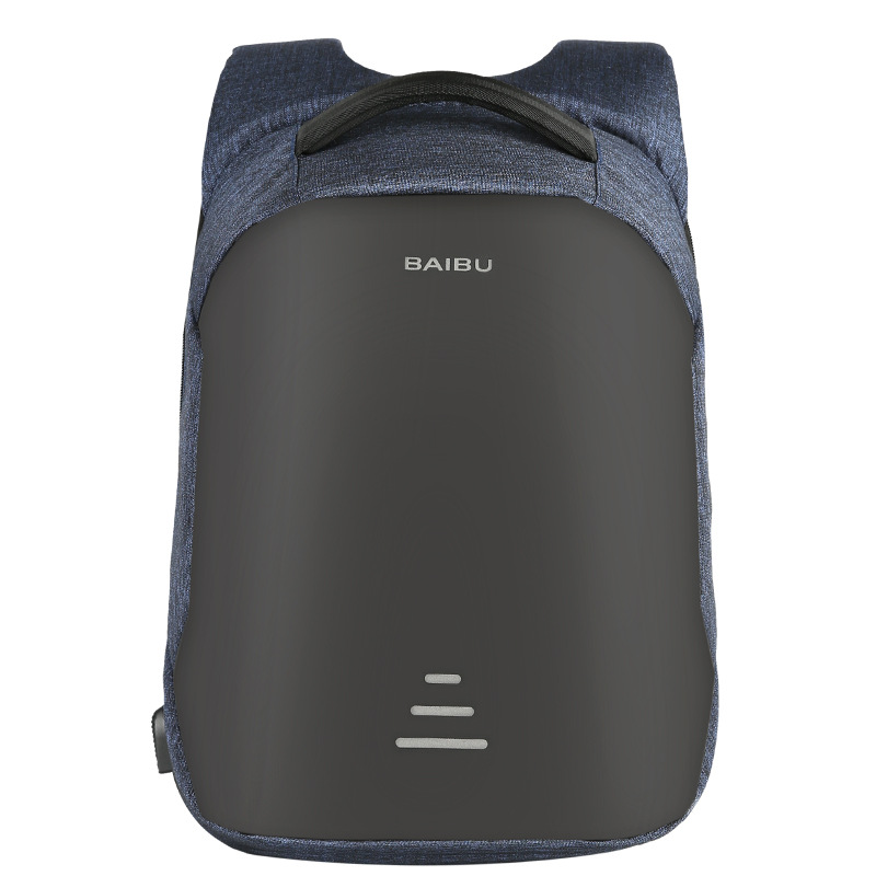 waterproof anti-theft men business backpack for usb charging laptop back pack college school bag women leisure travel backpack