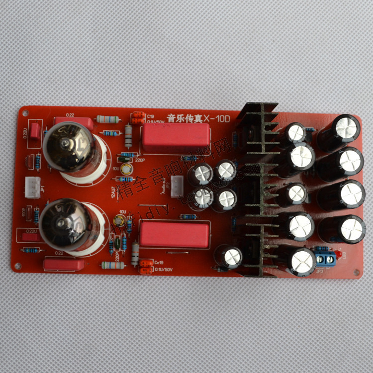 Consumer Electronics Audio & Video Replacement Parts Lite Ls29 Pcb Tube Buffer Preamplifier Board Pcb Based On Musical Fidelity X10-d Pre-amp Circuit