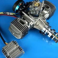 DLE60CC двигатель БПЛА силовая система(80 Вт), DLE60, DLE 60, DLE 60 CC, БПЛА, двойной цилиндр, двухтактная ременная генераторная система 80W60CC