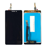 Original For Lenovo A7000 LCD Display With Touch Screen Digitizer Assembly Black White Color Free Shipping