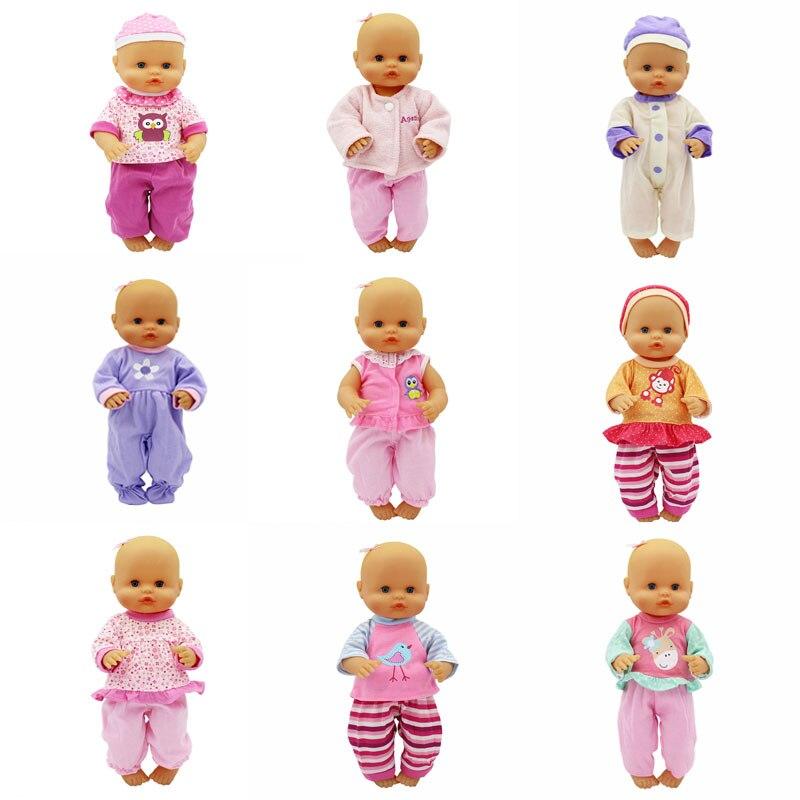Fashional New Set  Clothes  Fit 35 Cm Nenuco Doll Nenuco Y Su Hermanita Doll Accessories