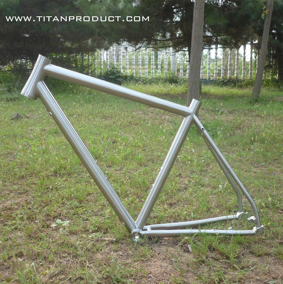 Titanium ti bikes rahmen innen scheibenbremse in Titanium ti bikes ...
