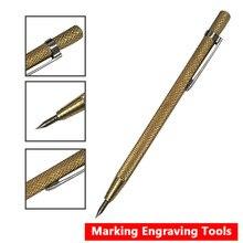 Очень дешево! 1 шт. стальной наконечник, ручка для гравировки, инструменты для гравировки, металлический корпус, инструмент для письма 14,3 см, наконечник для гравировки, высокое качество