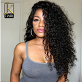 Cambodian Virgin Hair Kinky Curly Hair Glueless Full Lace Human Hair Wigs for Black Women