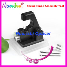 Glasses Spring Hinge Assembly Tool Eyewear Temple Repairing Tool 003 Free Shipping
