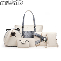 MIWIND 2018 New Women Handbags Fashion Snake PU Leather Tote Female Shoulder Crossbody Messenger Bag Clutch