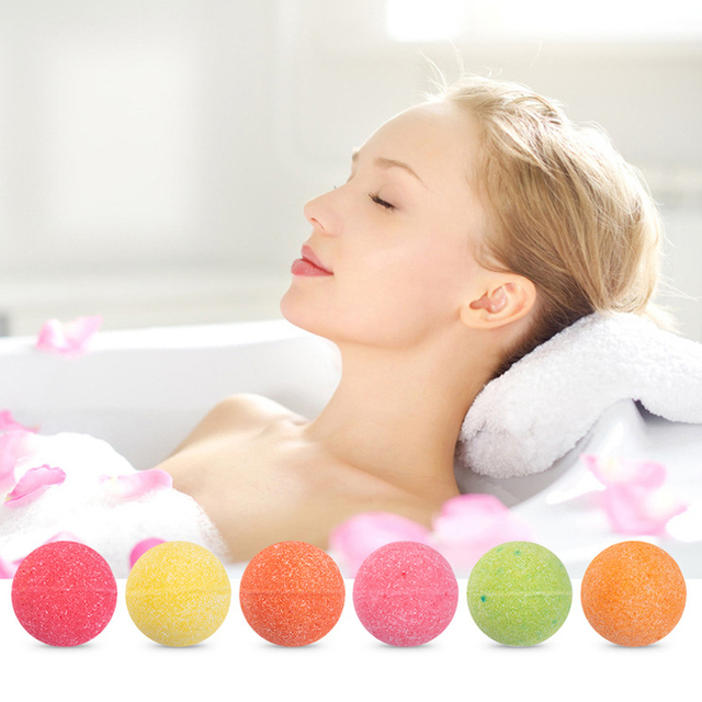 Bath Bombs Gift Set - Lush Spa Fizzies To Moisturize Dry Skin - 100% Natural Ingredients Rich Fragrances For Kids, Women & Men 2