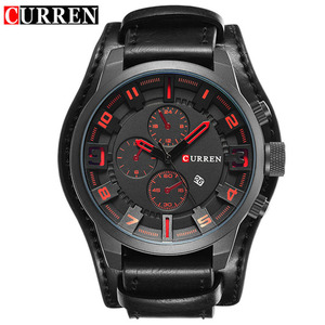 Image 3 - CURREN Mens Watches Top Brand Luxury Fashion&Casual Business Quartz Watch Date Waterproof Wristwatch Hodinky Relogio Masculino