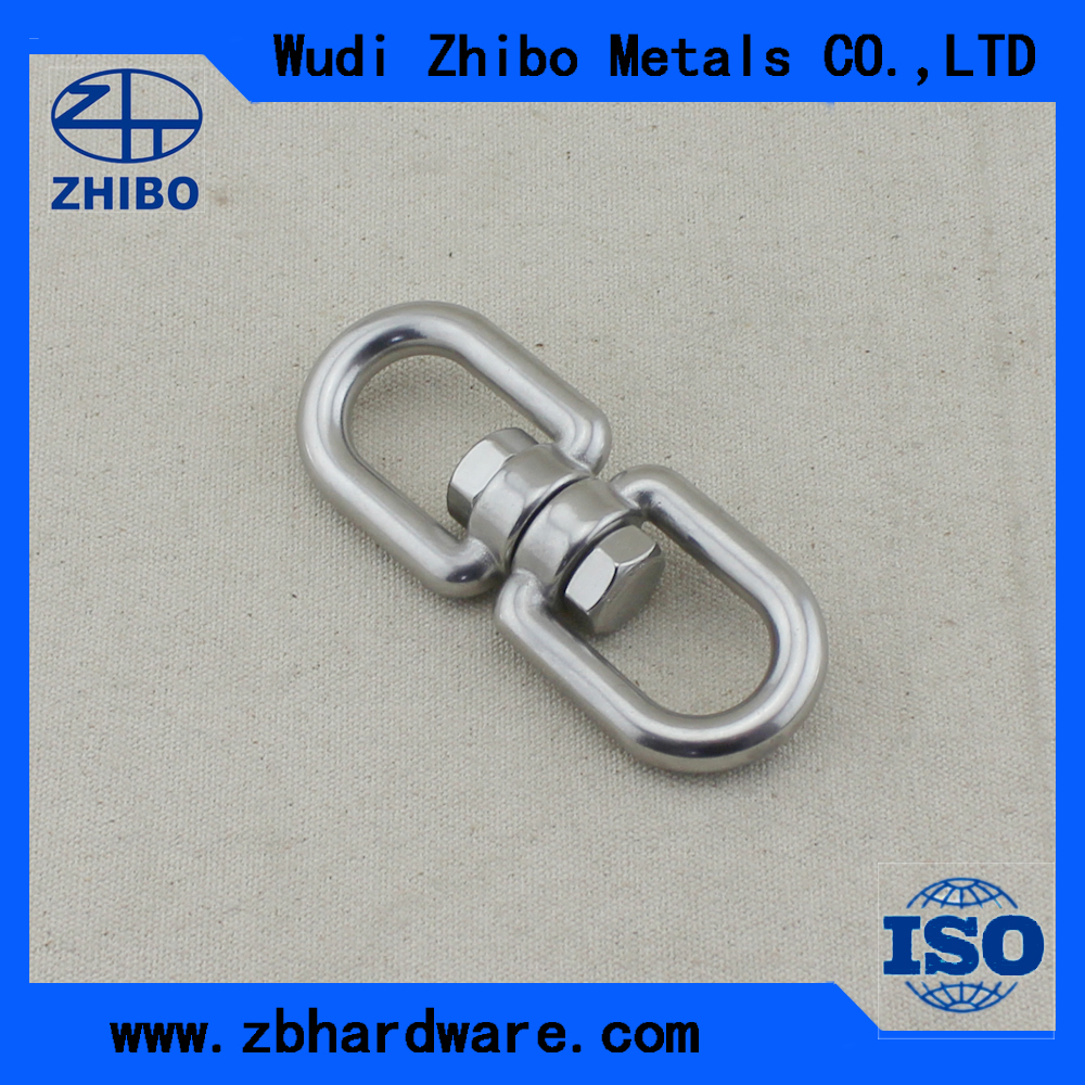 6mm,10pieces per lot, stainless steel swivel wire rope accessories ...
