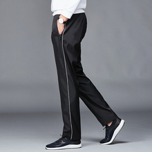 New 2018 Pants Men Quick Dry Men's Working Pants Spring Exercise Physical Sweatpants Casual Cargo Pant for Male Long Trousers