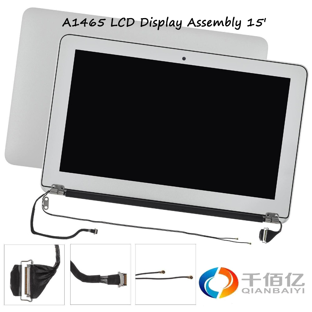 100% Genuine New A1465 LCD Assembly for MacBook Pro 15 Retina A1465 Screen Display Assembly 2013 2014 2015 Year image