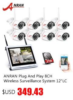 Coupe du monde HD 1080P IP Sans fil Baby Home Security Smart Wifi AV CCTV Caméra Cam