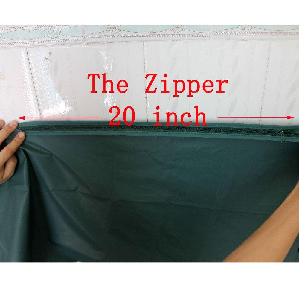 ... Deluxe PEVA Winter Patio Outdoor Umbrella Cover Garden Protective Bag  With Zipper Fits 6 13 ...