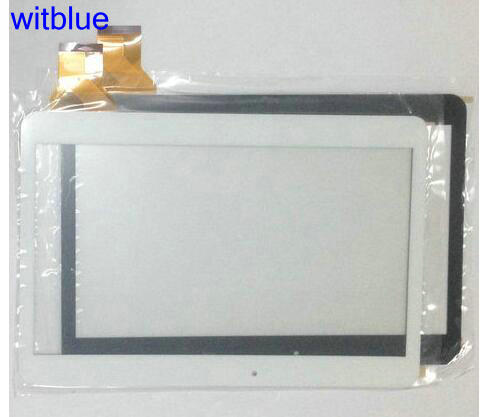 Witblue New touch screen For 10.1 Ginzzu GT-X831 Tablet Touch panel Digitizer Glass Sensor Replacement Free Shipping new capacitive touch screen digitizer glass 8 for ginzzu gt 8010 rev 2 tablet sensor touch panel replacement free shipping