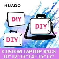 Customized Laptop Bag 15 6 Notebook Handbag For Women Men Laptop Sleeve 13 3 17 14