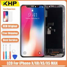 Get more info on the Original LCD For iPhone X Xs Max XR LCD Display For Tianma OEM Touch Screen LCDS With Digitizer Replacement Assembly Parts