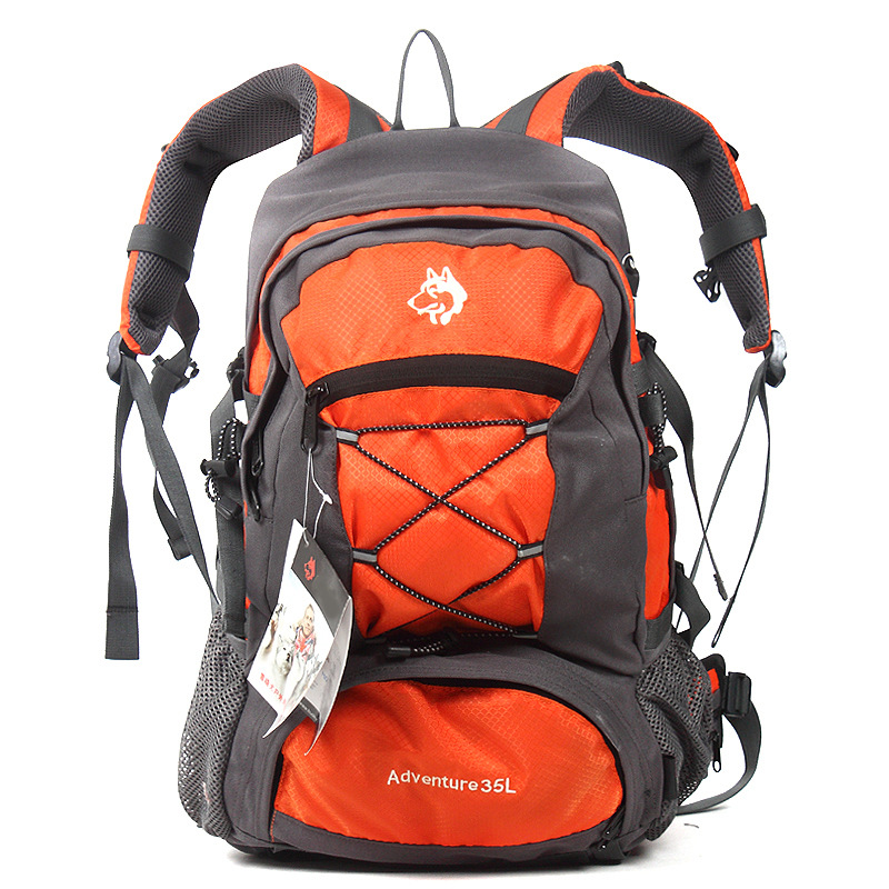 9190940dfc33 Jungle King 35L Brand Mountaineering Bag Small Sports Backpack Carry The  System Waterproof Rucksack Men and Women Knapsack-in Climbing Bags from  Sports ...