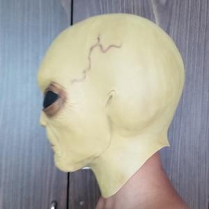 Image 2 - Halloween Latex Masker alien masker Cosplay prestaties props spookhuis spelen