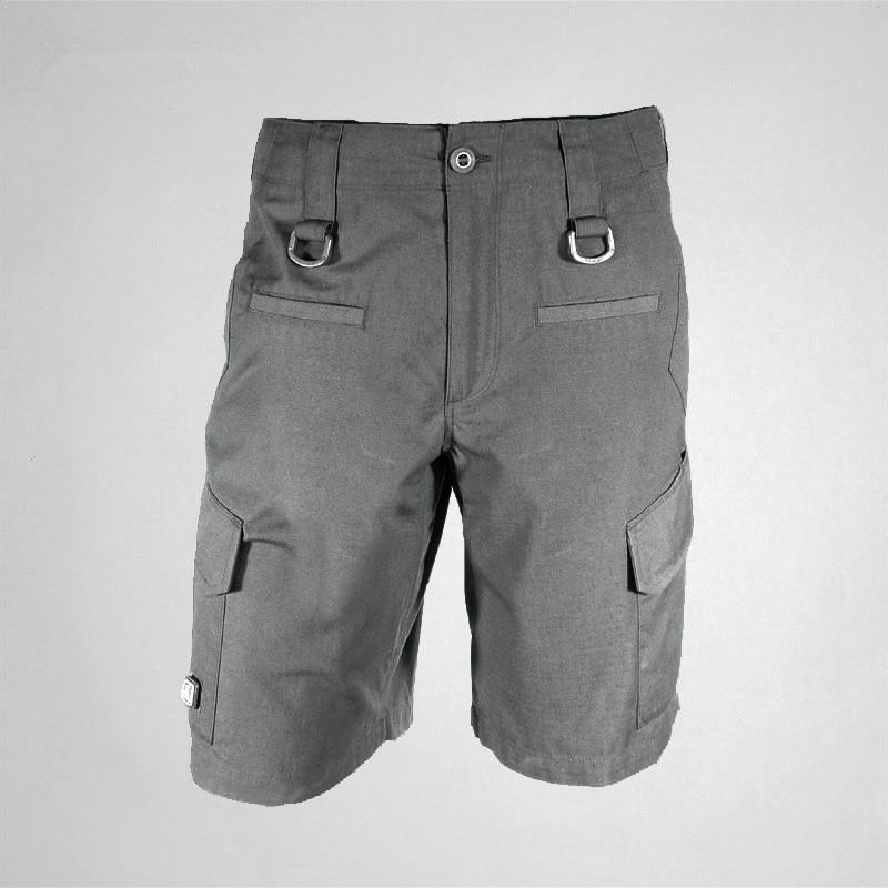 Summer Short Cargo Shorts Men S XXXL Waterproof Breathable Tactical Shorts Men Multi pockets Wearproof Half