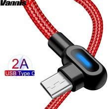 Vanniso 2.4A Fast Charging Micro USB Cable for Samsung Galaxy S6 Data Cord for Android Xiaomi Huawei LG Sony USB Charger Cable недорого