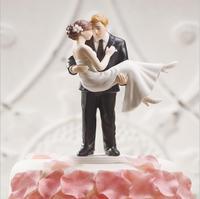 Hochzeit Souvenirs Favor Und Dekoration-tango Dancing Couple Figurine Hochzeitstorte Topper Gastgeschenke großhandel