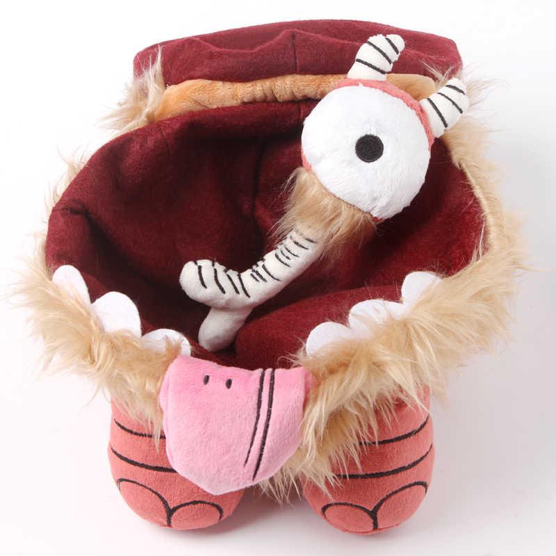 Плюшевая кукла Don't Starve, Честерз, не выцветает, Коричневая Корова, корова, паук, Реплика, мягкая игрушка, отличное качество, рождественский подарок