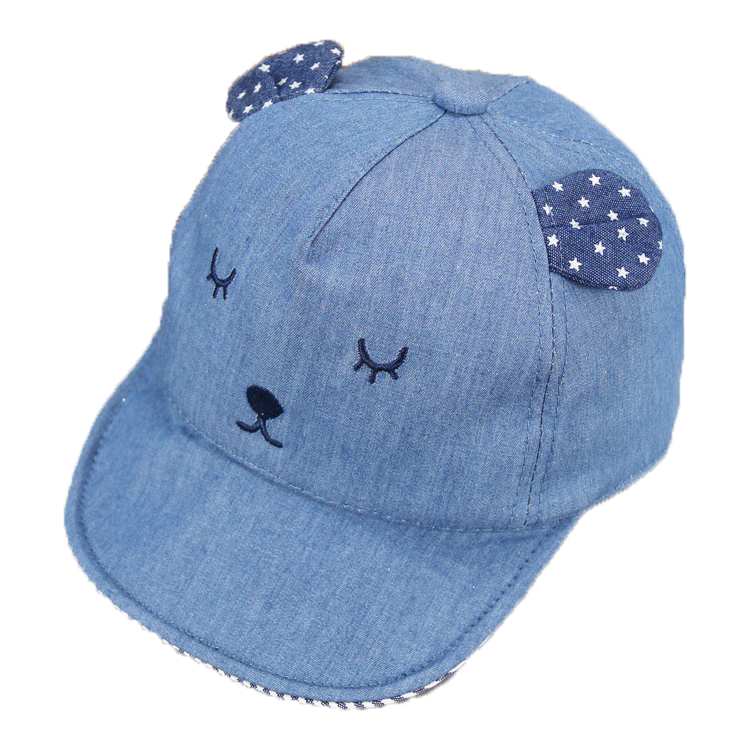 unisex font soft brim baseball cap hat front caps plain