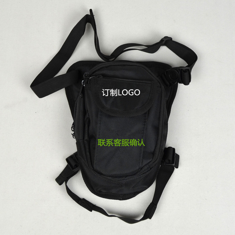 Cool Unisex Motorcycle Leg Pack Storage Bag Legs Hanging Belt Waist Bags Fanny Packs Men Women
