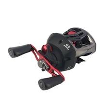 YUMOSHI Fishing Reels 12+1 Ball Bearings 6.2:1 Speed Ratio Bait Casting Reel with Magnet Brake System LV200