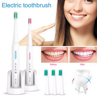 901 Electric Toothbrush Ultrasonic electric toothbrush oral hygiene sonic toothbrush electric tooth brush dental care 5