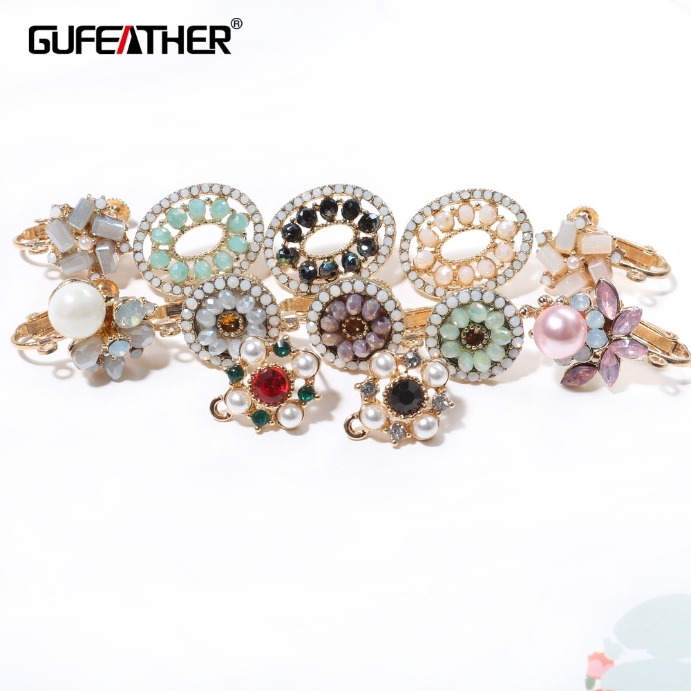 GUFEATHER M307,jewelry Accessories,jewelry Findings,diy Beads Accessories Parts,charms,diy Earrings,hand Made,jewelry Making