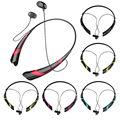 HBS760 fone de Ouvido Bluetooth 4.0 Estéreo Sem Fio No Ouvido para um Telefone Móvel Handsfree Esportes Neckband Fone de Ouvido Fones de Ouvido