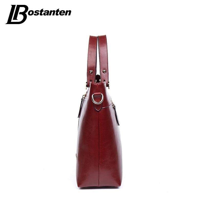 BOSTANTEN bolsos de diseño de alta calidad bolso de las mujeres de - Bolsos - foto 6