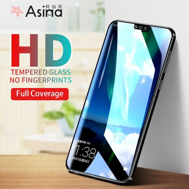 Защитная пленка для huawei P20 облегченное Закаленное стекло пленка с защитой от царапин полное покрытие стекло для Honor 10 9 8x пленка для мобильного телефона
