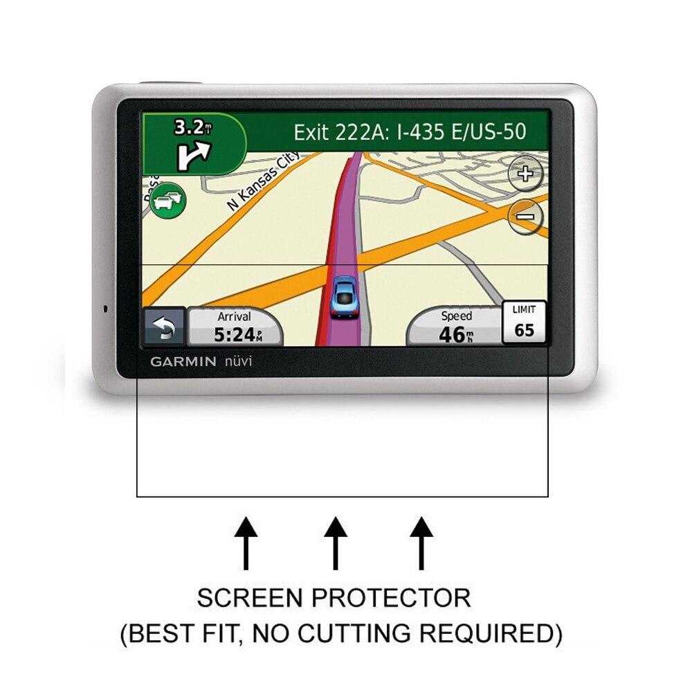 3x Protector de pantalla LCD transparente anti arañazos Película - Accesorios y repuestos para celulares - foto 2